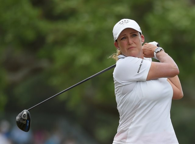 <p>Cristie Kerr hopes to compete in the US Women's Open</p>