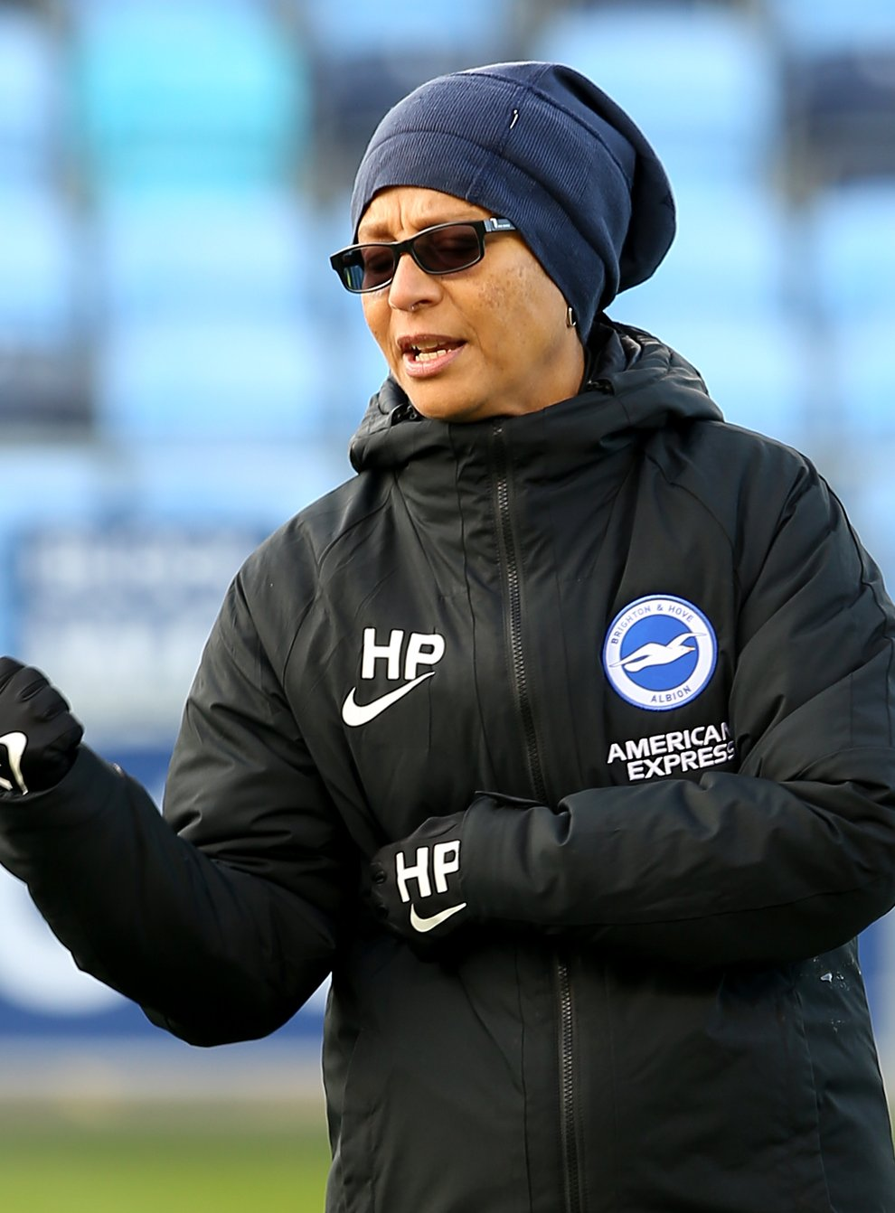 <p>Hope Powell says being gay is 'widely accepted' in the women's game</p>