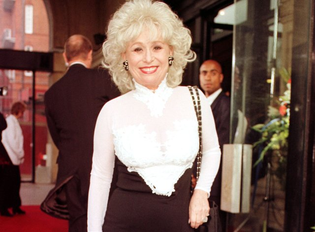 Tributes Pour In For Larger Than Life Dame Barbara Windsor Newschain