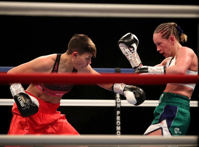 McAleer's unbeaten record came to an end on Saturday night