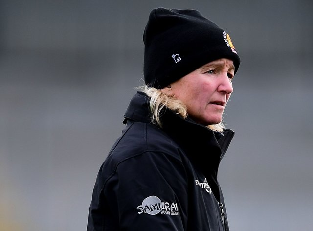 Appleby is 'frustrated' with her side
