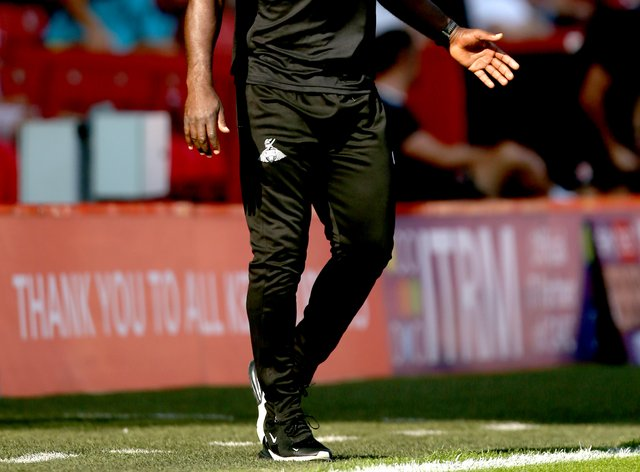 Doncaster manager Darren Moore praised two-goal Reece James after the win over Swindon