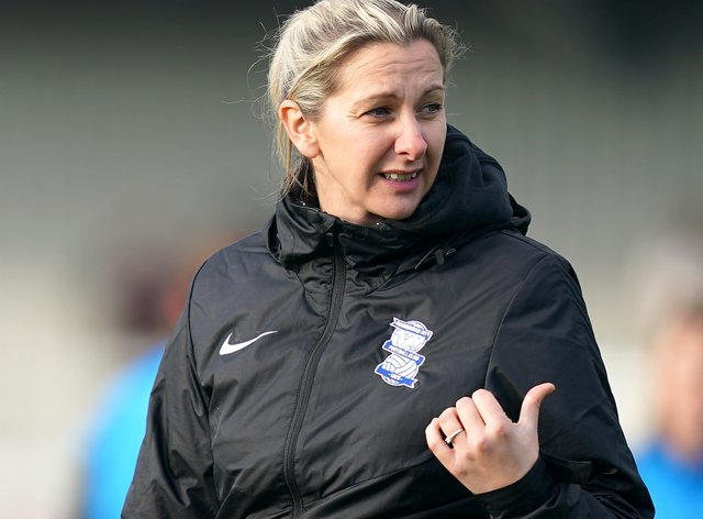 <p>Carla Ward has been charged by the Football Association&nbsp;</p>