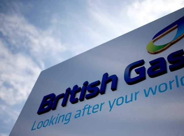 British Gas strike action