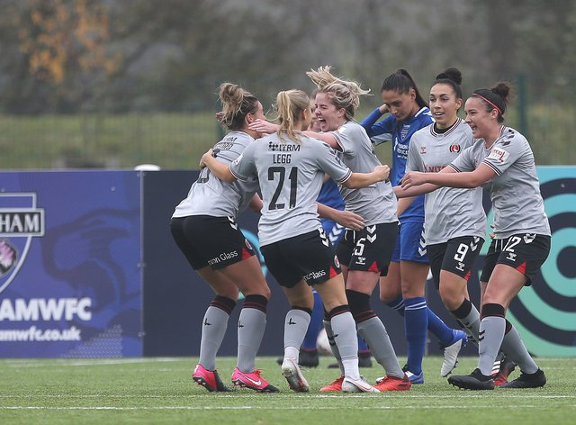 <p>Charlton Athletic will not be playing this weekend in the FA Women's Championship</p>
