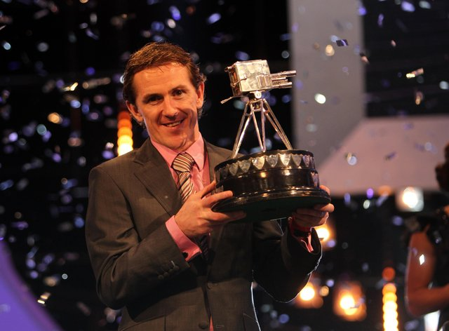 Tony McCoy won the Sports Personality award in 2010