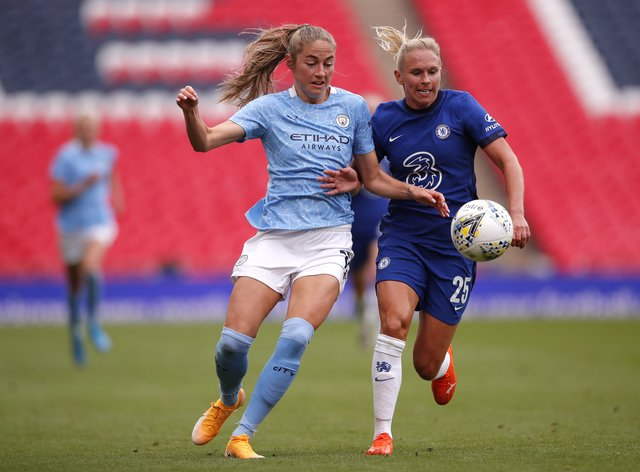 <p>Chelsea and Man City will compete in the quarter-finals</p>