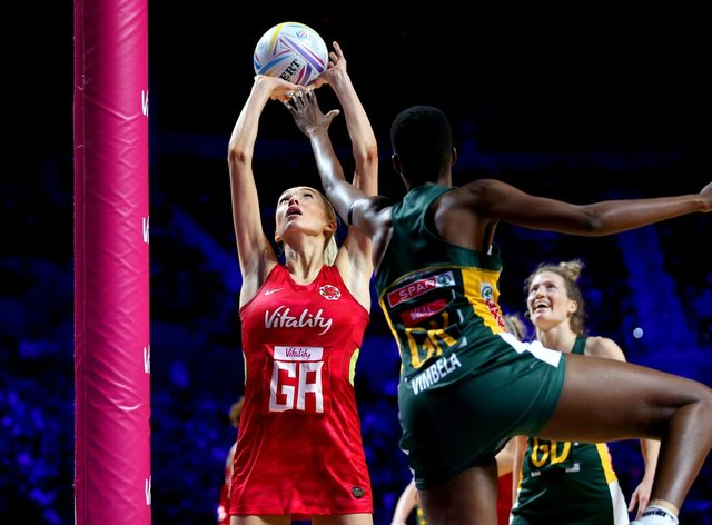 <p>Helen Housby will return to the court with her national squad&nbsp;</p>