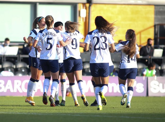 <p>Tottenham have matched their form from last season&nbsp;</p>
