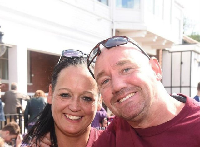 Carla and Tom Cuthbertson
