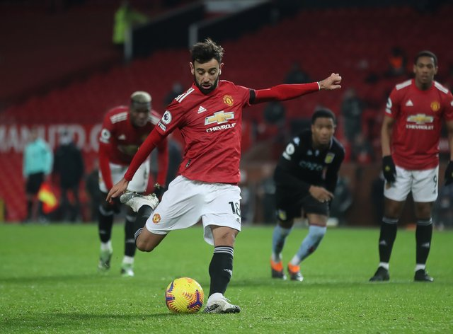 Manchester United join Liverpool at top of table with win ...