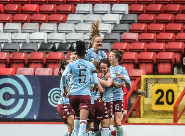 <p>Aston Villa have avoided the relegation zone in the first half of the season&nbsp;</p>