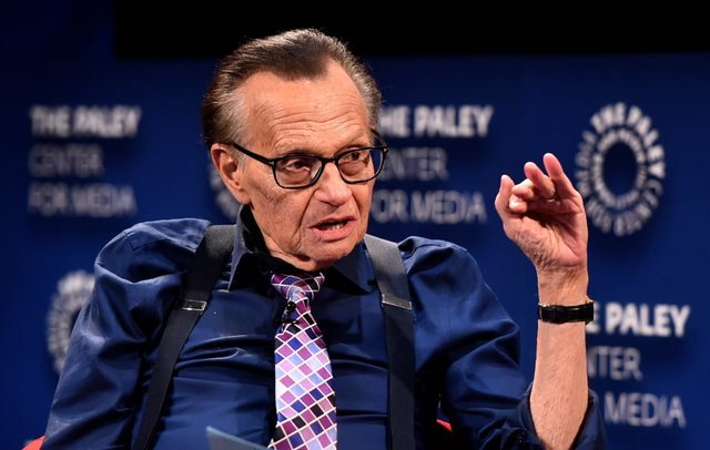 U.S. broadcasting icon Larry King has reportedly been moved out of the intensive care unit while he continues to battle Covid-19 in a Los Angeles hospital.