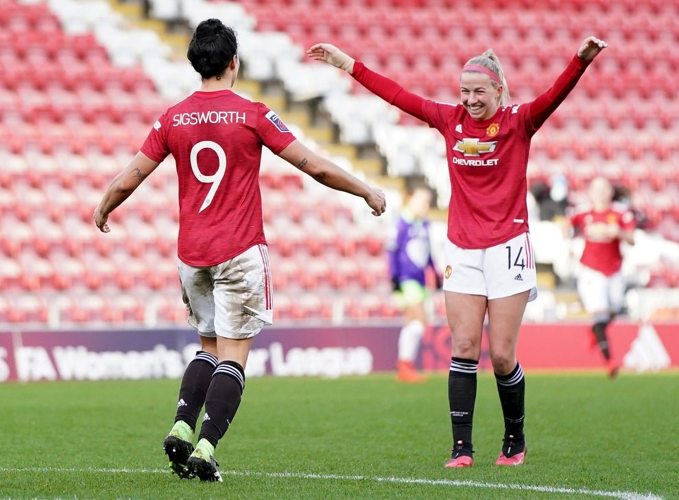 <p>United had been hoping to extend their lead at the top of the table</p>