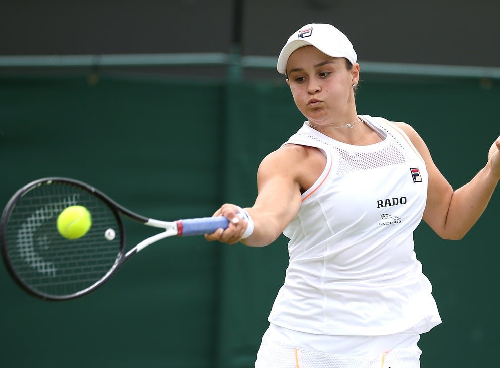 <p>Ashleigh Barty will return to the court later this month&nbsp;</p>