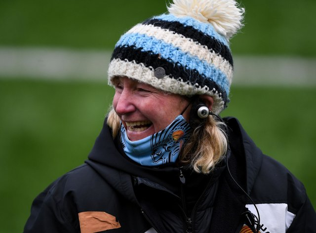 Appleby was happy her side pulled through