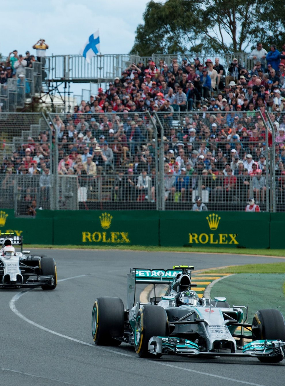 The Australian Grand Prix at Albert Park (pictured) has been postponed along with the Chinese Grand Prix (Jon Buckle/PA)