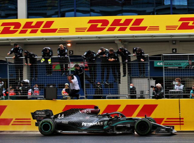 Lewis Hamilton will start his title defence in Bahrain on March 28