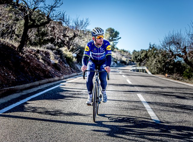 Mark Cavendish has joined Deceuninck-QuickStep for 2021