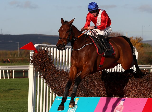 Envoi Allen is set to be the star attraction at Punchestown on Sunday