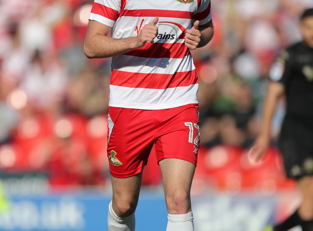 Ben Whiteman has left Doncaster to join Preston