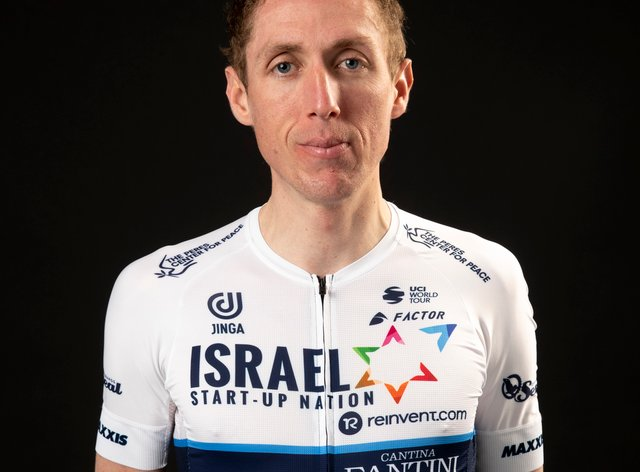 Dan Martin is not setting himself specific targets for 2021
