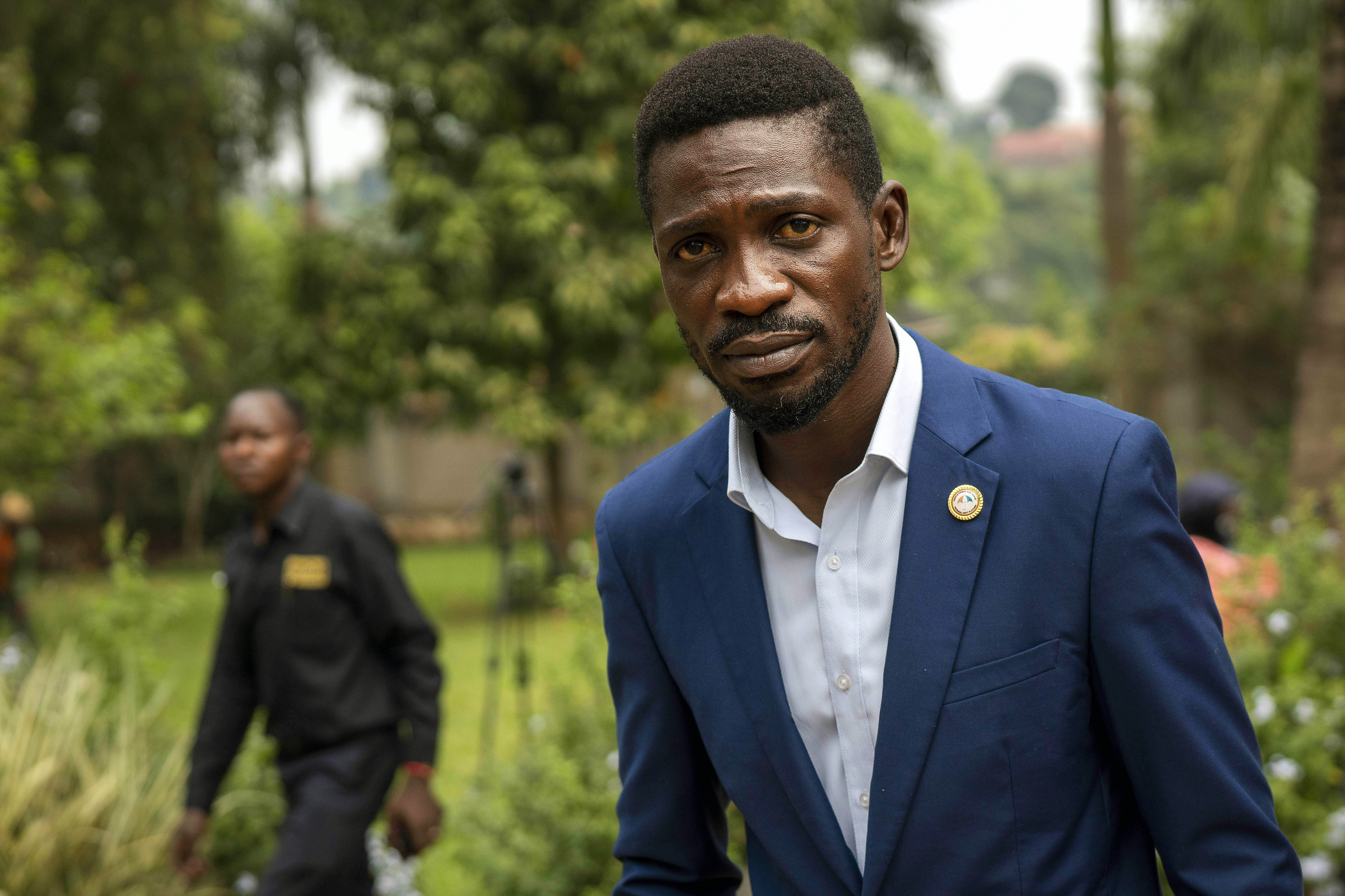 newschainonline.com - The Newsroom - Uganda's Bobi Wine wins growing power despite loss in disputed election