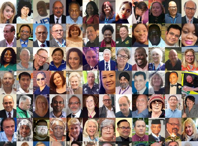 Coronavirus NHS and care workers who have died