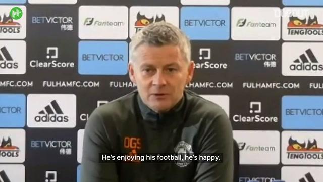Solskjær believes Pogba starting to realise full potential