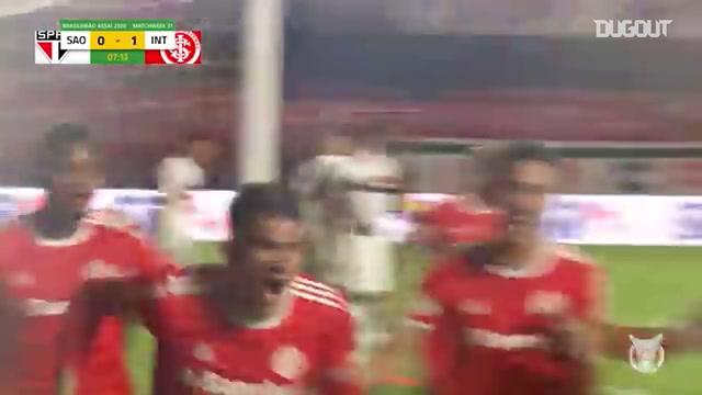 Highlights Brasileirão: São Paulo 1-5 Internacional