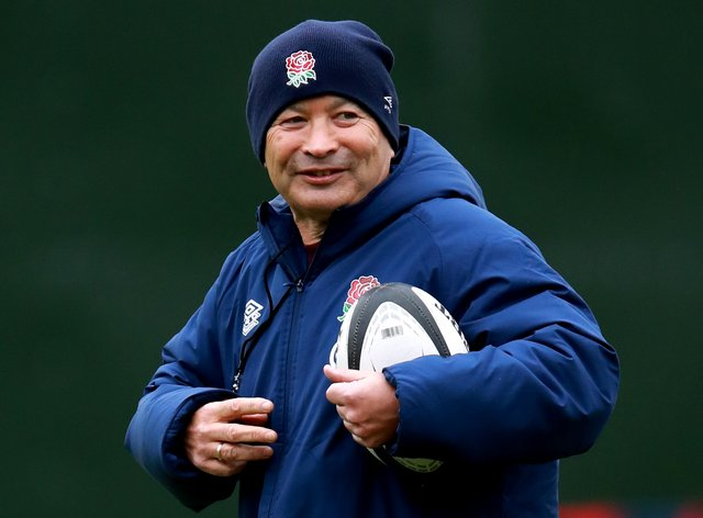 Eddie Jones names his squad for the Six Nations on Friday