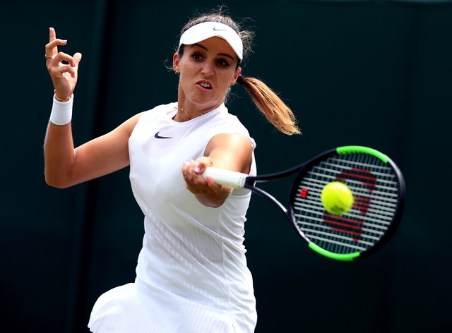 Laura Robson is unsure whether she will be able to carry on her tennis career