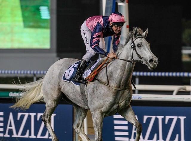 Lord Glitters set up a Dubai Turf bid with victory at Meydan