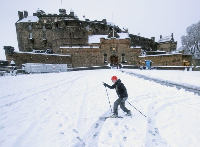 Winter weather Jan 21st 2021