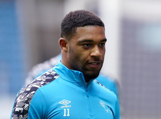 Derby winger Jordan Ibe has revealed that he is struggling with depression