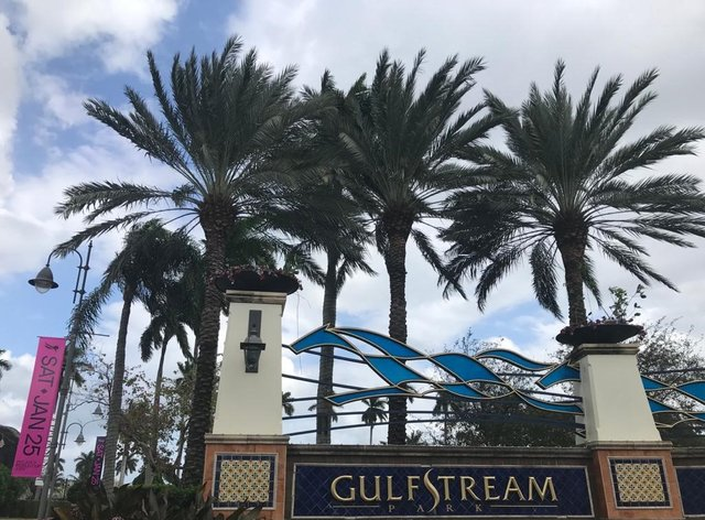Gulfstream Park is the setting for the Pegasus World Cup