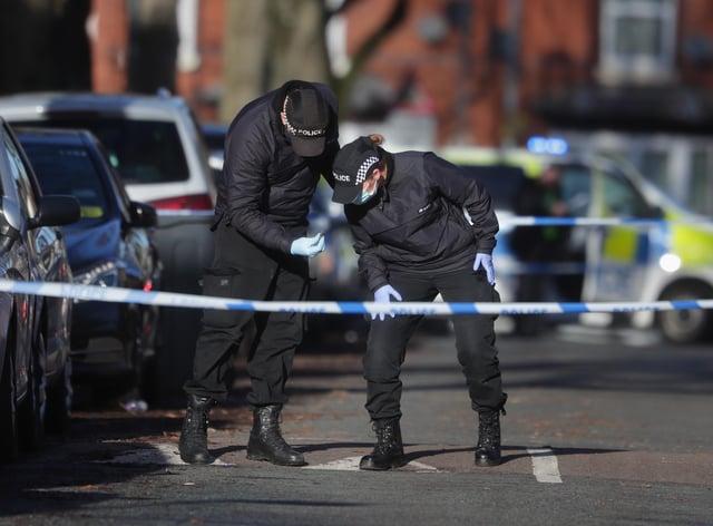 Teenage boy killed in Handsworth, Birmingham