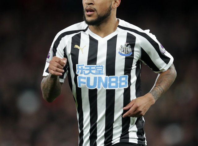 """DeAndre Yedlin was not involved for Newcastle on Saturday night because of a """"visa issue"""", according to manager Steve Bruce."""