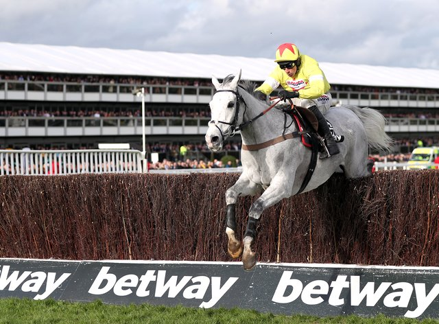 Politologue's next outing will be in the Queen Mother Champion Chase at Cheltenham which he won last year