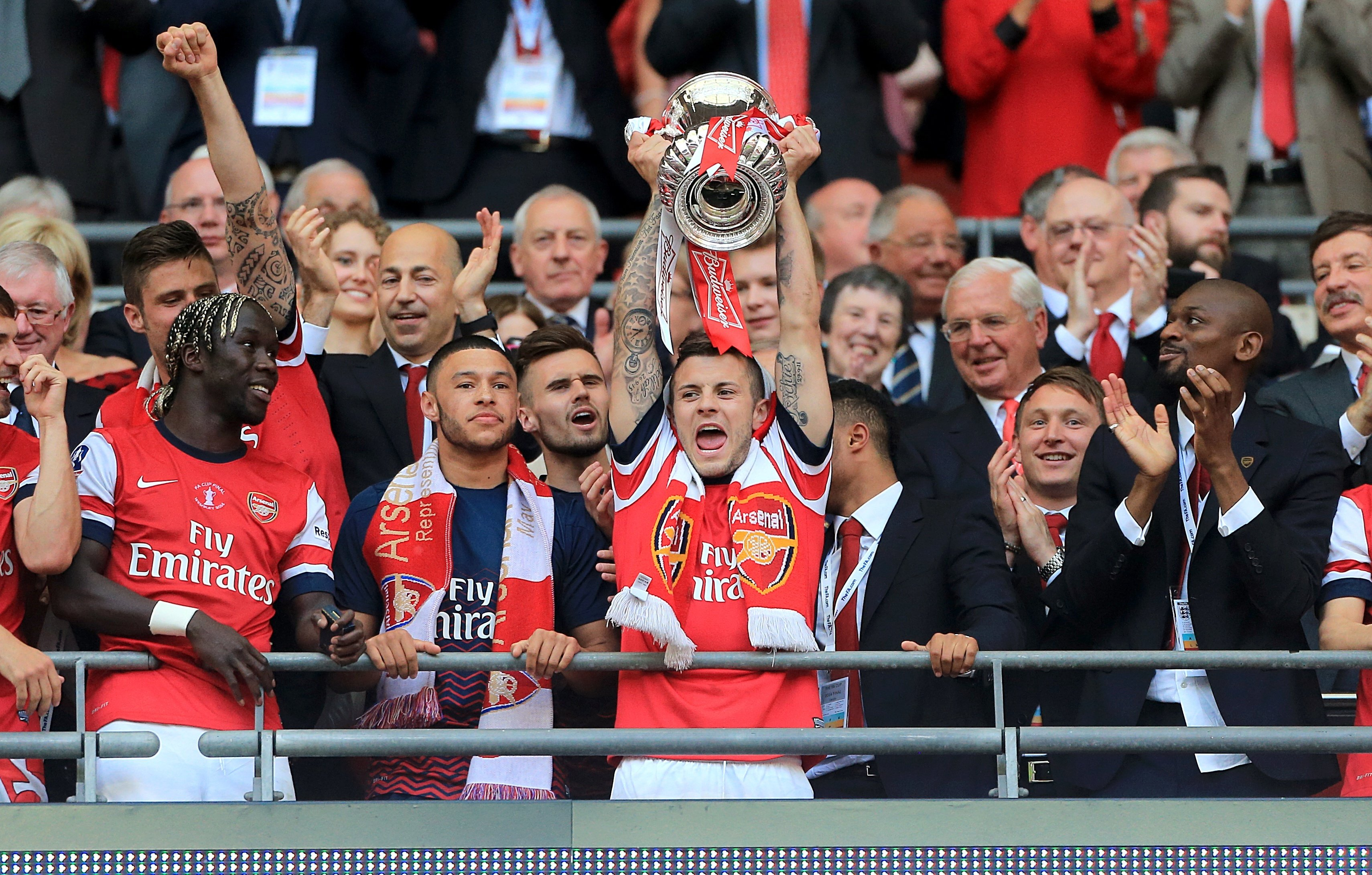 Jack Wilshere relishing chance to experience FA Cup again