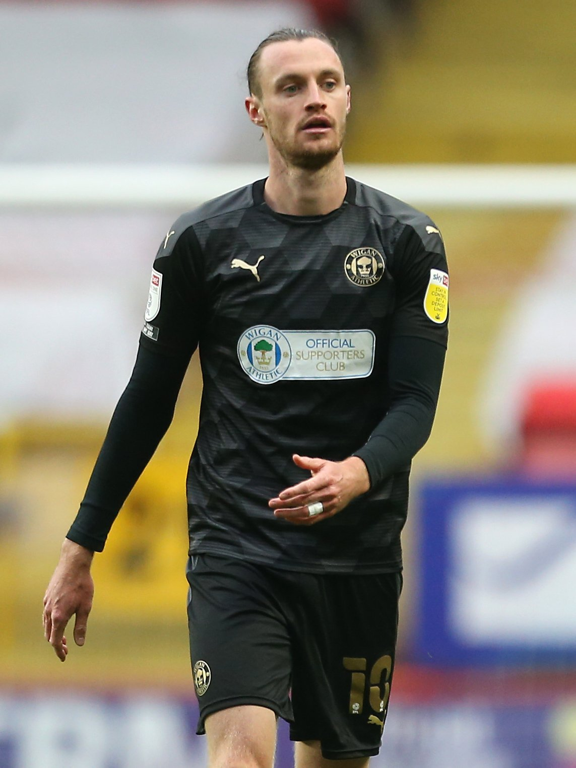 Will Keane set to return for Wigan