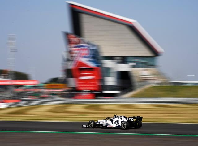 Silverstone will host the British Grand Prix on July 19