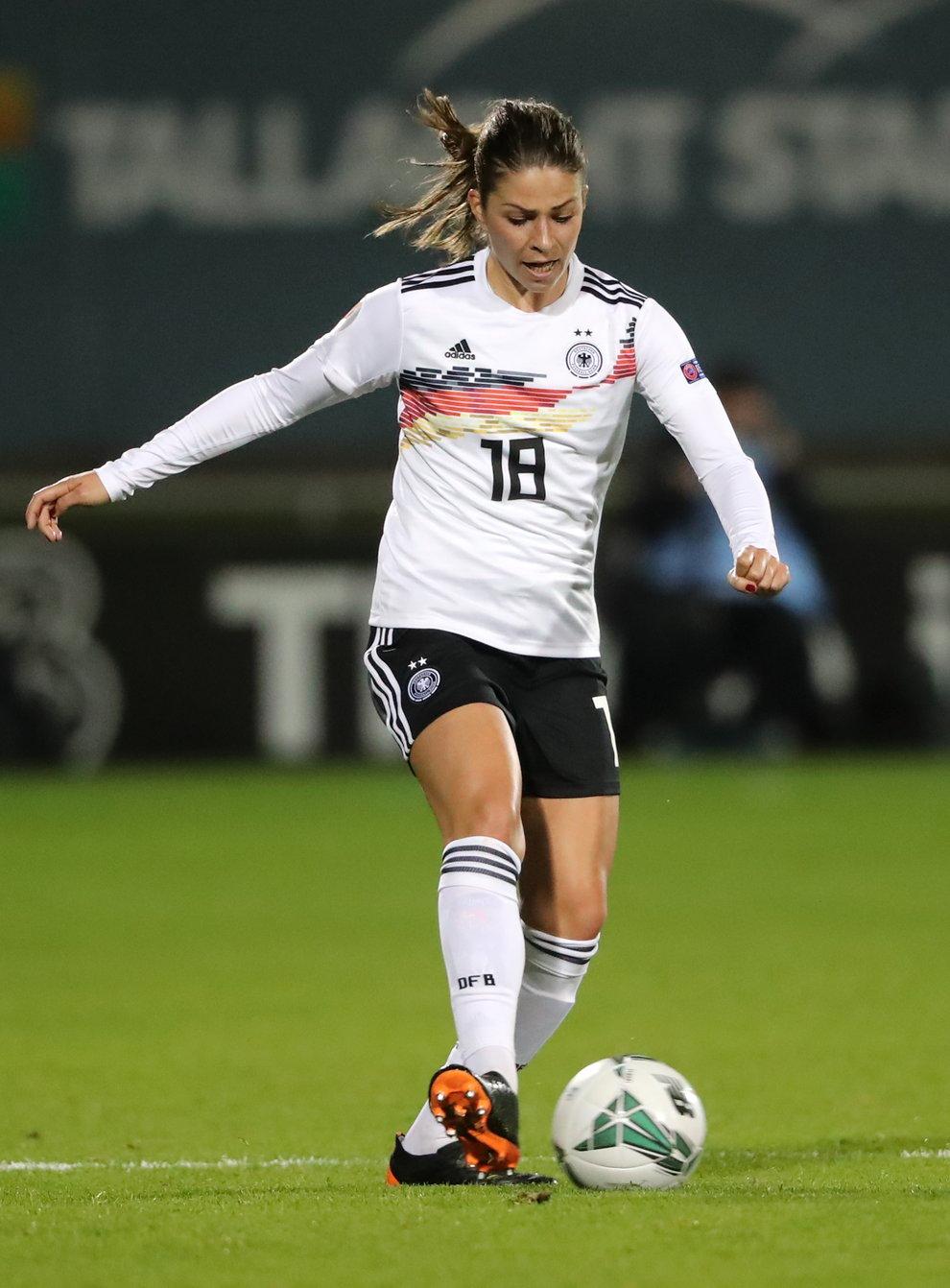 Republic of Ireland v Germany – UEFA Women's Euro 2021 Qualifying – Group I – Tallaght Stadium