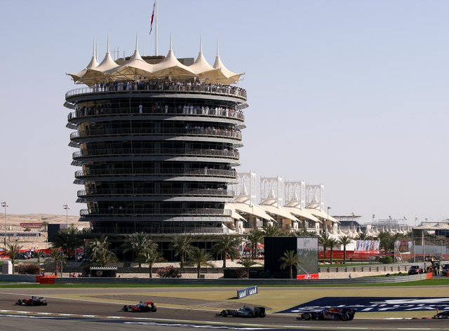 The Bahrain International Circuit could host two races this year