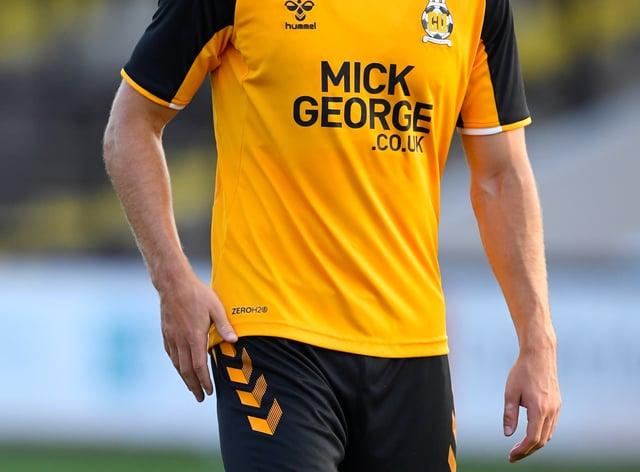 Andrew Dallas in action for parent club Cambridge