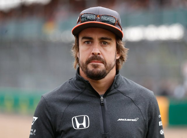 Fernando Alonso has been involved in a cycling accident in Switzerland