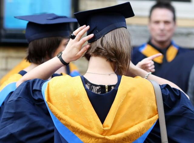 University gap report