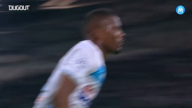 Patrice Evra's only goal with Marseille