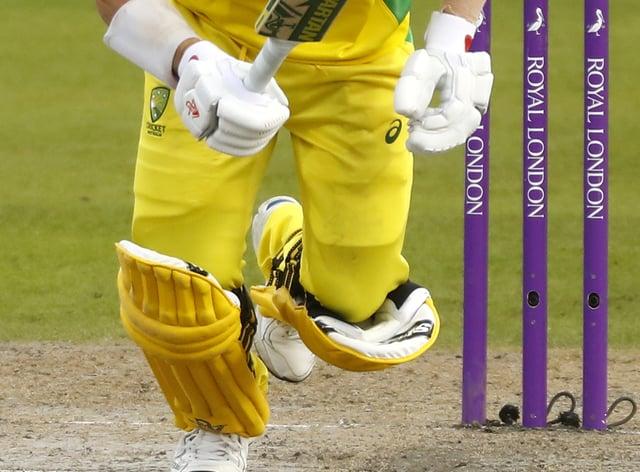 Australia's David Warner is a surprise entrant in The Hundred draft.