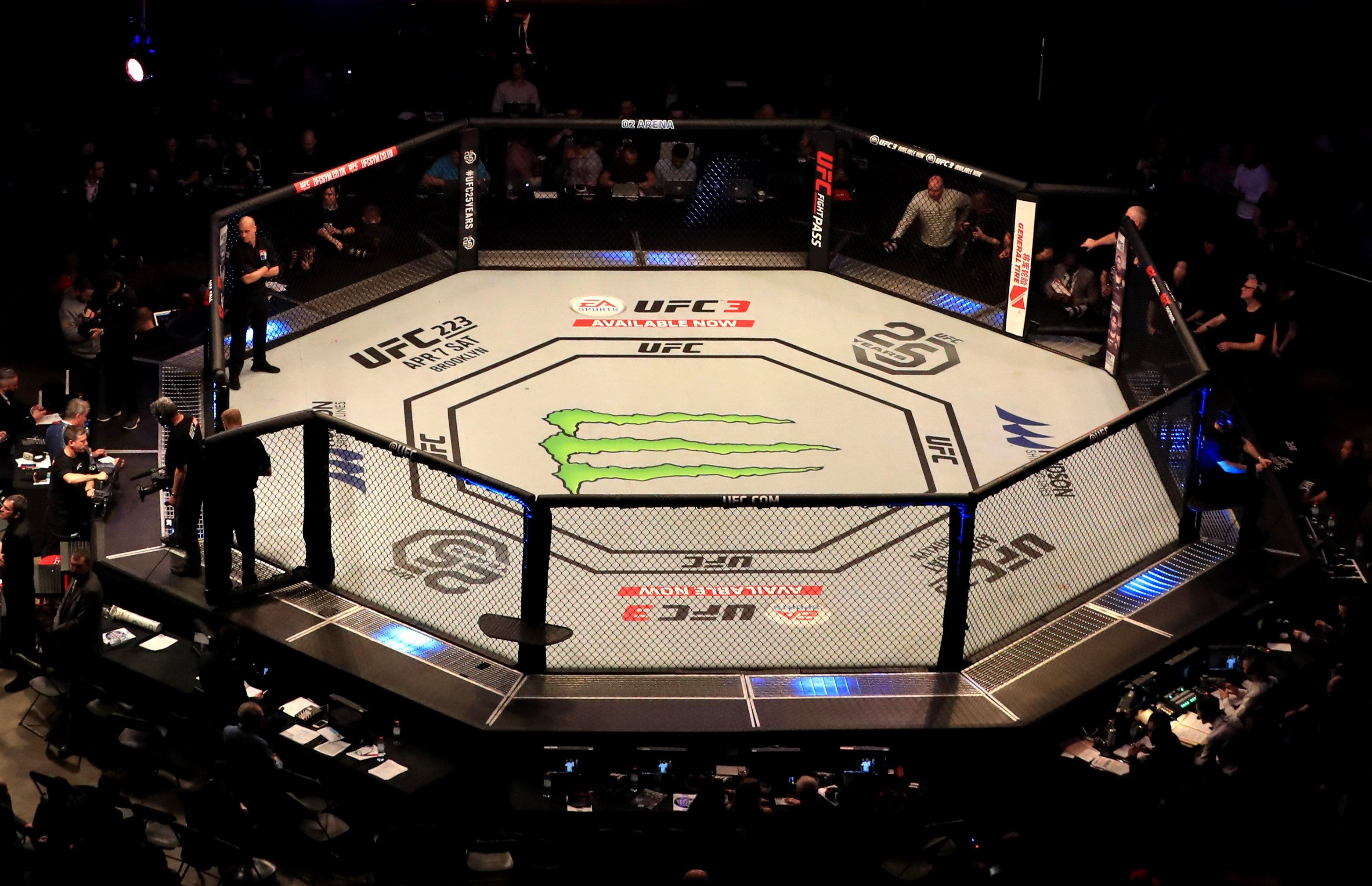 UFC - cover